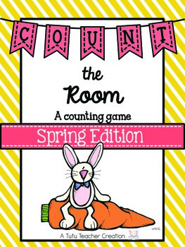 Count the Room: Spring Edition