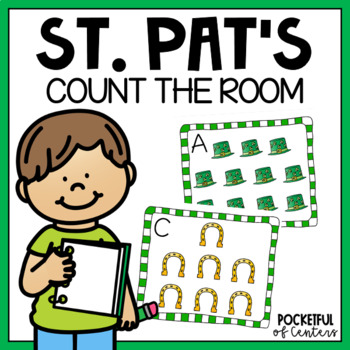 Count the Room - St. Patrick's Day