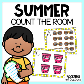 Count the Room - Summer