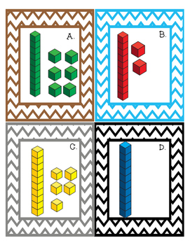 Count the Room (Tens and Ones) Includes numbers up to 30