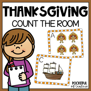 Count the Room - Thanksgiving