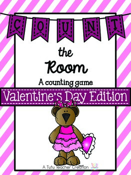 Count the Room:  Valentine's Day Edition