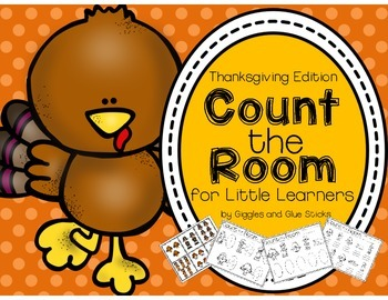 Count the Room for Little Learners (Thanksgiving Edition)