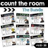 Count the Room #'s 13-20 {Growing Bundle}