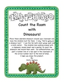 Count the Room with Dinosaurs