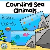 Count the Sea Animals