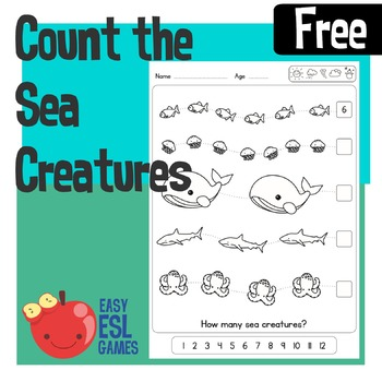 Counting Jellyfish Teaching Resources | Teachers Pay Teachers
