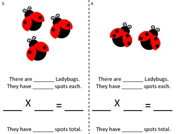 Count the Spots! Multiples of 2