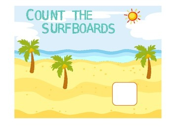 Count the Surf Boards