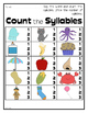 Count the Syllables