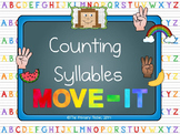 Count the Syllables MOVE IT!