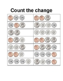 Count the change