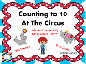 Count to 10 at the Circus