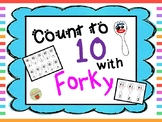 Count to 10 with Forky