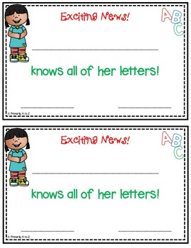 Count to 100/Letters & Sounds BUNDLE