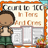 Count to 100 in ones and tens (Skip counting in tens to one hundred)
