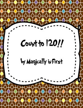 Count to 120! {Freebie}