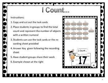 Count to 120.  Standard 1.NBT.A.1