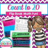 Count to 20 Flip Book | Flipbook | Math | Common Core | No