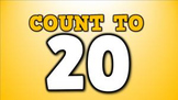 Count to 20! (video)