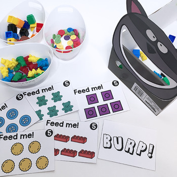 Count to 5 : Math Interventions | Pre-K