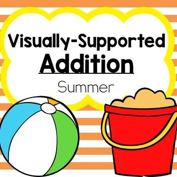 Count to Add Activities: Summer