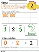 Count to Ten Number Book Fish -CCA
