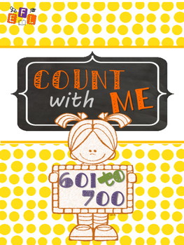 Count with Me 601-700
