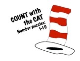 Count with the Cat in the Hat Number Puzzles
