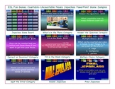 Countable-Uncountable Nouns Jepoclass PowerPoint Game