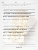 Countable-Uncountable Nouns Scrambled Sentences Worksheet