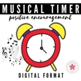 Musical Countdown Timer for Motivation and Encouragement