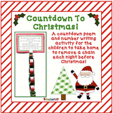 Countdown To Christmas FREEBIE