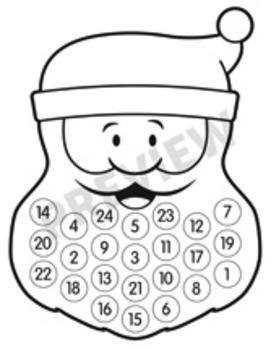 Countdown To Christmas — Santa Scrambled!