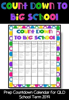 Countdown to Big School