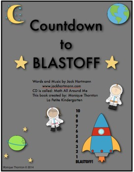 Countdown to Blastoff by Jack Hartmann (Counting backwards and forwards to 10)