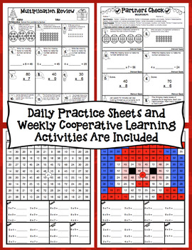 Countdown to Christmas Math: 3rd Grade Multiplication and Problem Solving