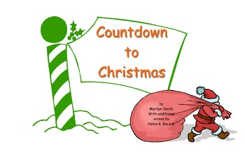 Readers Theatre: Countdown to Christmas - Scripts with teaching guide