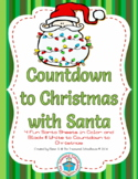 Countdown to Christmas with Santa