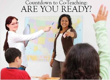 Countdown to Co-Teaching