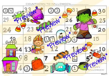 Countdown to Halloween
