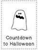 Countdown to Halloween Display
