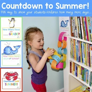 Countdown to SUMMER! (How many days left in school?)