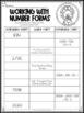 Countdown to Spring Break ELA & Math No Prep Printables
