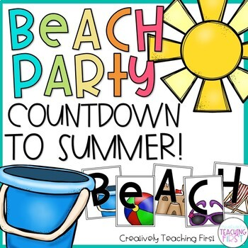 Countdown to Summer Beach Party
