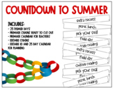 Countdown to Summer Chain