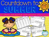 Countdown to Summer - Differentiated Math Review