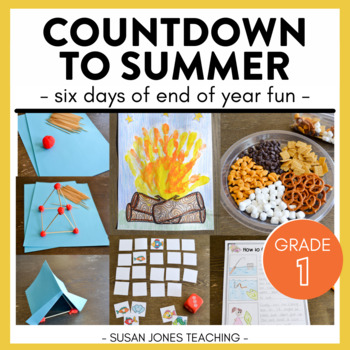 End of Year Activities: Countdown to Summer