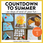 Countdown to Summer: End of Year Activities