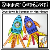 Countdown to Summer Rocket Craft